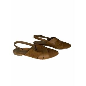 Rebels Carissa Mule toffee brown size 9 NEW $99